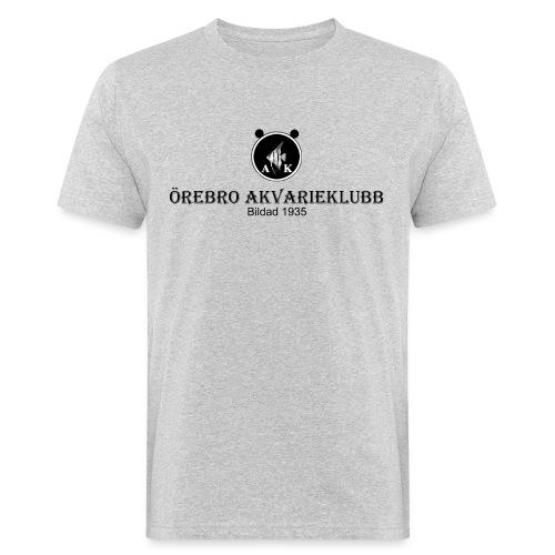 Nyloggatext1 - Ekologisk T-shirt herr