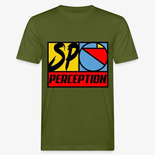SP RETRO 2019 - PERCEPTION CLOTHING - T-shirt bio Homme