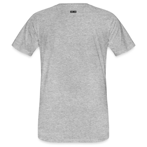 WARRIORR minimal - Männer Bio-T-Shirt
