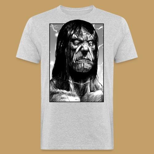 Frankenstein's Monster - Ekologiczna koszulka męska