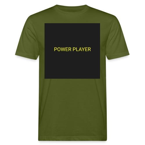 Power player - T-shirt ecologica da uomo