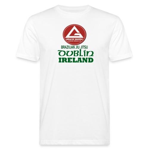 Gracie Barra Dublin Gaelic Celtic Font PNG - Men's Organic T-Shirt