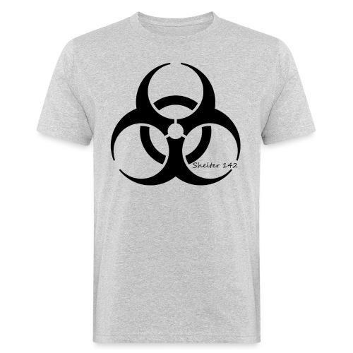 Biohazard - Shelter 142 - Männer Bio-T-Shirt