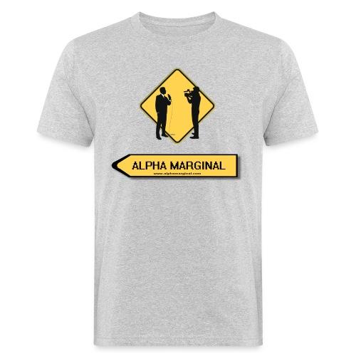 Alpha Marginal - T-shirt bio Homme