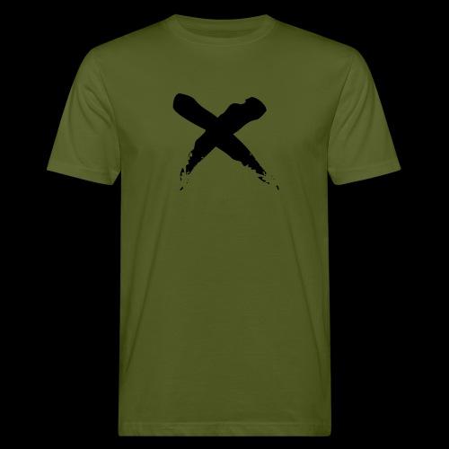 x - T-shirt ecologica da uomo