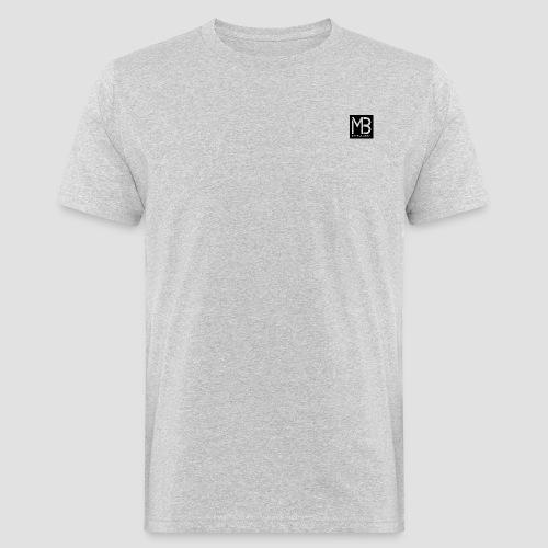 Logo MB Graphic Designer Black - T-shirt ecologica da uomo
