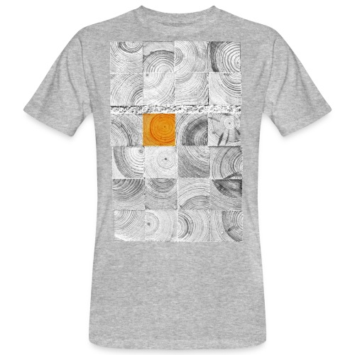 Cubes de Bois - T-shirt bio Homme