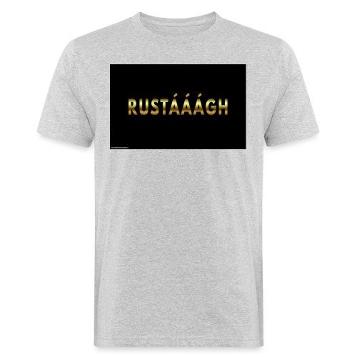 rustaaagh - Mannen Bio-T-shirt