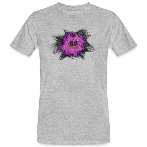 Fire Crown - T-shirt bio Homme