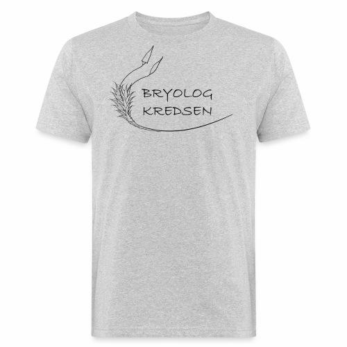 Bryologkredsen - sort logo - Organic mænd