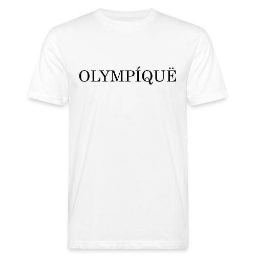 OLMPQ - Mannen Bio-T-shirt