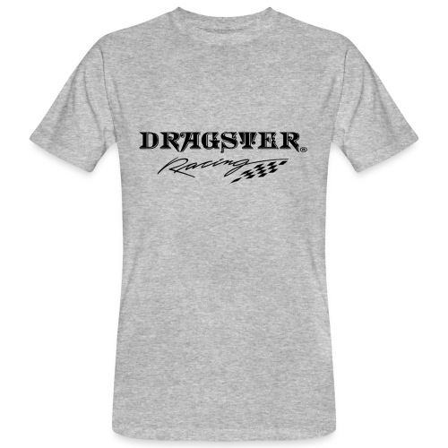 DRAGSTER WEAR RACING - T-shirt ecologica da uomo