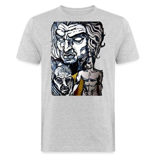 Mask of Sanity - Men's Organic T-Shirt