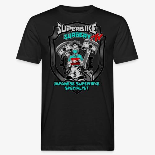 Superbike Surgery TV - Men's Organic T-Shirt
