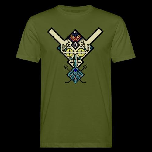 Alien - Männer Bio-T-Shirt