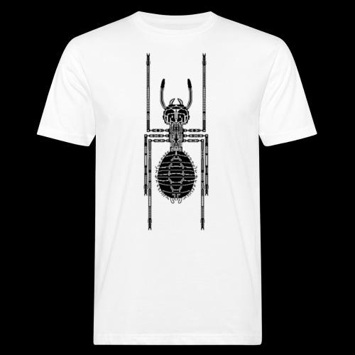 Ameise - Männer Bio-T-Shirt