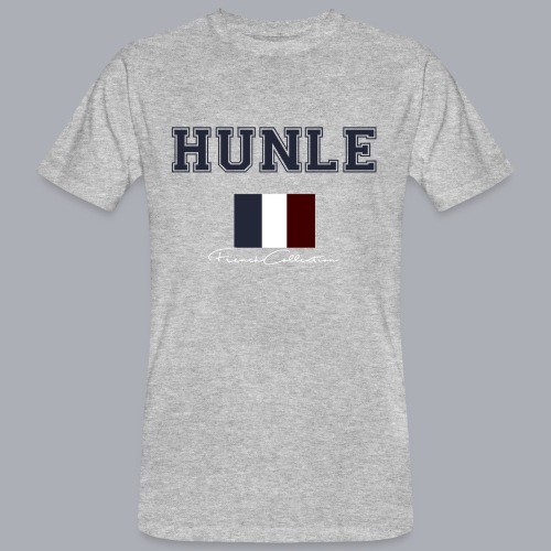 hunle French Collection n°1 - T-shirt bio Homme