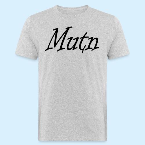 ontwerp2mutn - Mannen Bio-T-shirt