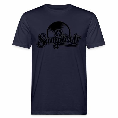 Gris / Noir (H / F) - T-shirt bio Homme