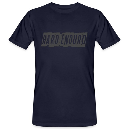Hard Enduro - Men's Organic T-Shirt