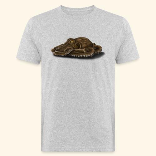 Oktopus - Männer Bio-T-Shirt