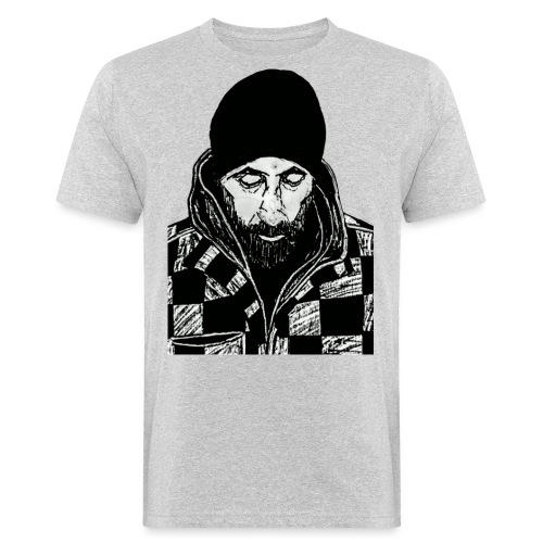 Marek head - Men's Organic T-Shirt