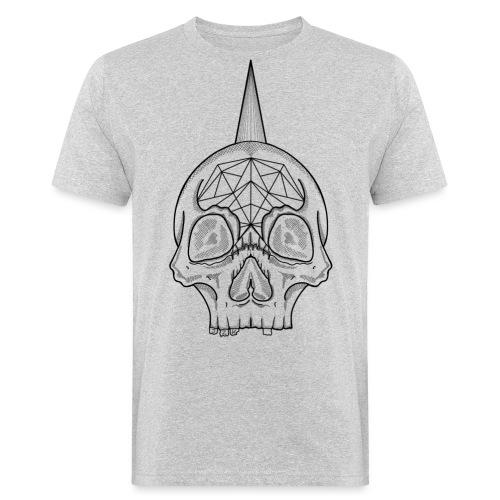 Skull head - T-shirt bio Homme
