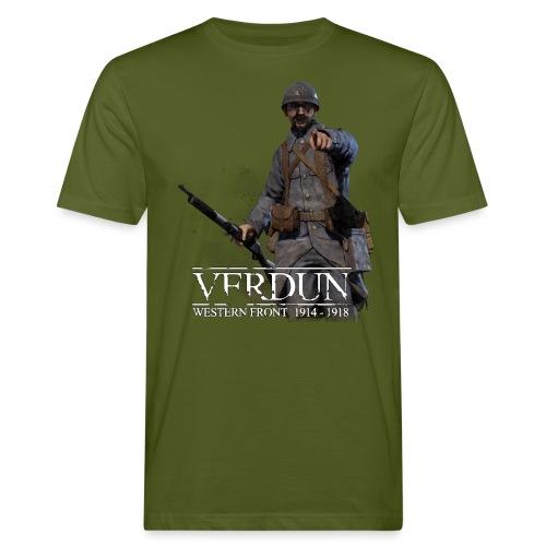 Classic Verdun - Mannen Bio-T-shirt