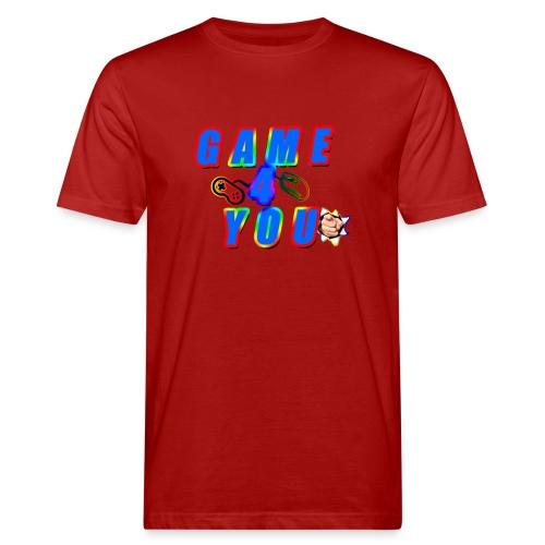 Game4You - Men's Organic T-Shirt