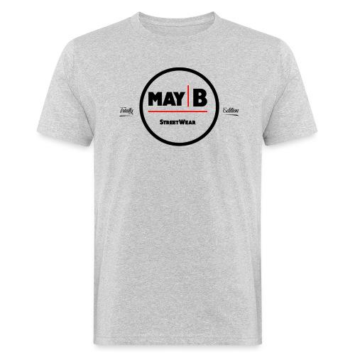 May-B logo Trinity edition - Men's Organic T-Shirt