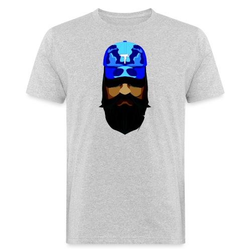 T-shirt gorra dadhat y boso estilo fresco - Camiseta ecológica hombre