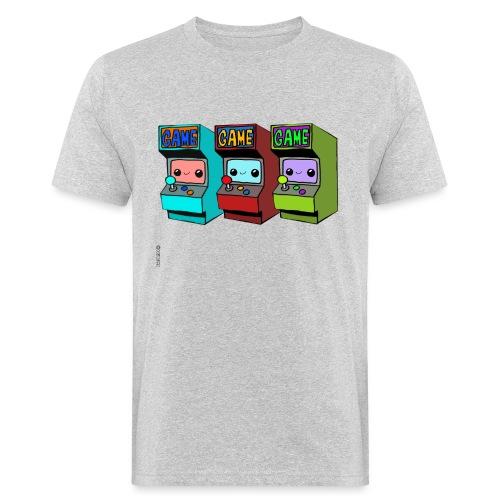 ARCADE GAME - T-shirt bio Homme