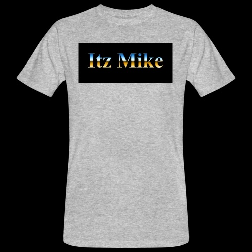 Itz Mike Merch - Men's Organic T-Shirt