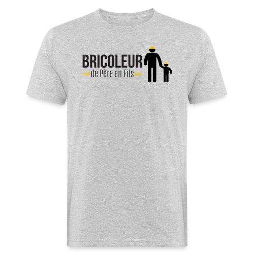 BRICOLEUR DE PERE EN FILS - T-shirt bio Homme