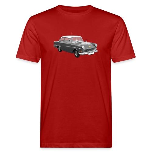 Classic Car Record - Mannen Bio-T-shirt