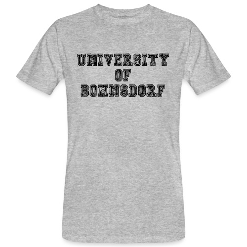 University of Bohnsdorf - Männer Bio-T-Shirt