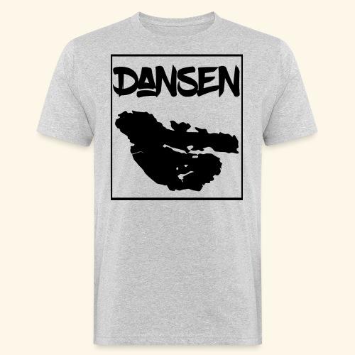 Dansen Karta - Ekologisk T-shirt herr