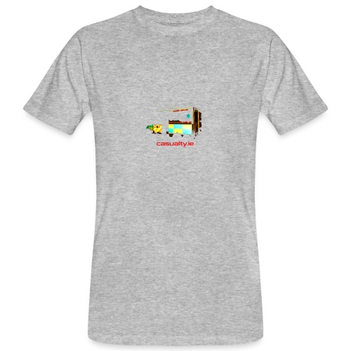 maerch print ambulance - Men's Organic T-Shirt