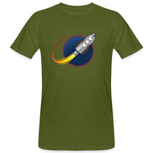 GP Rocket - Men's Organic T-Shirt