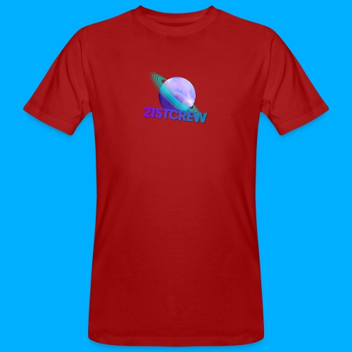 PurpleSaturn T-Shirt Design - Men's Organic T-Shirt