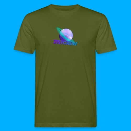 PurpleSaturn T-Shirt Design - Men's Organic T-Shirt