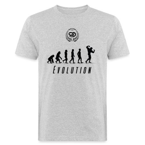 EVOLUTION - Ekologiczna koszulka męska