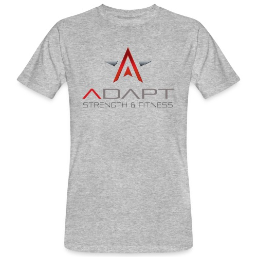 Adapt Strength & Fitness - Men's Organic T-Shirt