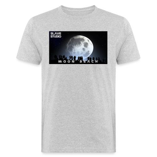 Moon beach - T-shirt ecologica da uomo