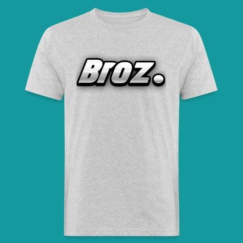 Broz. - Mannen Bio-T-shirt