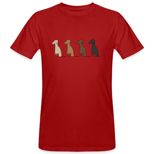 Logo Kusei - Männer Bio-T-Shirt