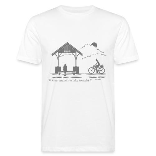 Meet me at annecy lake - T-shirt bio Homme