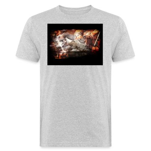 Archange Saint-Michel - T-shirt bio Homme
