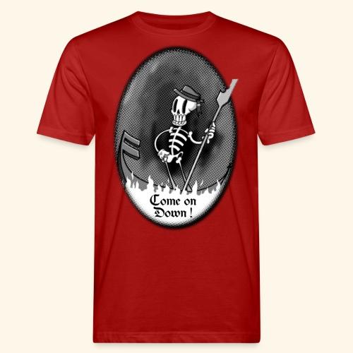 COME ON DOWN! - Men's Organic T-Shirt