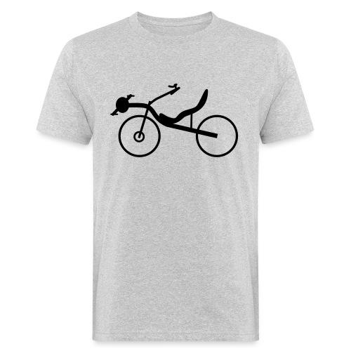 Raptobike - Männer Bio-T-Shirt